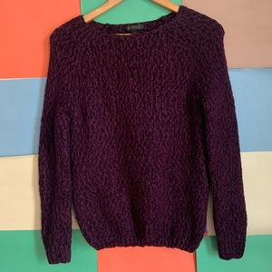 Buffalo David Bitton Knit Sweater size S